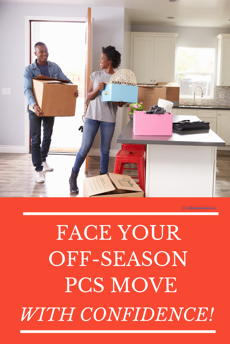 Face Your Off-Season PCS Move with Confidence