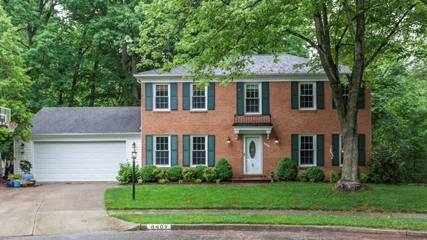 Finlay Court home for sale, Springfield Virginia
