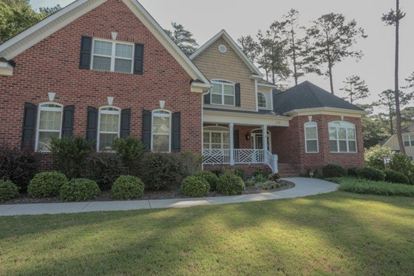 Home for rent in Southern Pines near Fort Bragg and Pope Field.