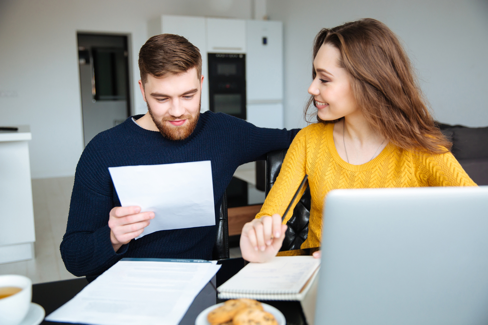 Consider your finances before investing in a home.