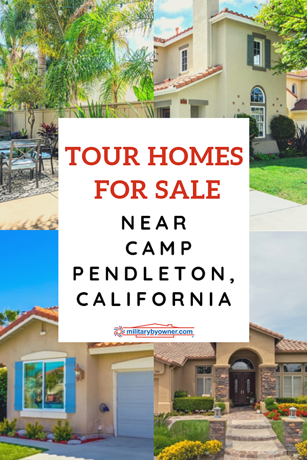 Homes for Sale Near Camp Pendleton