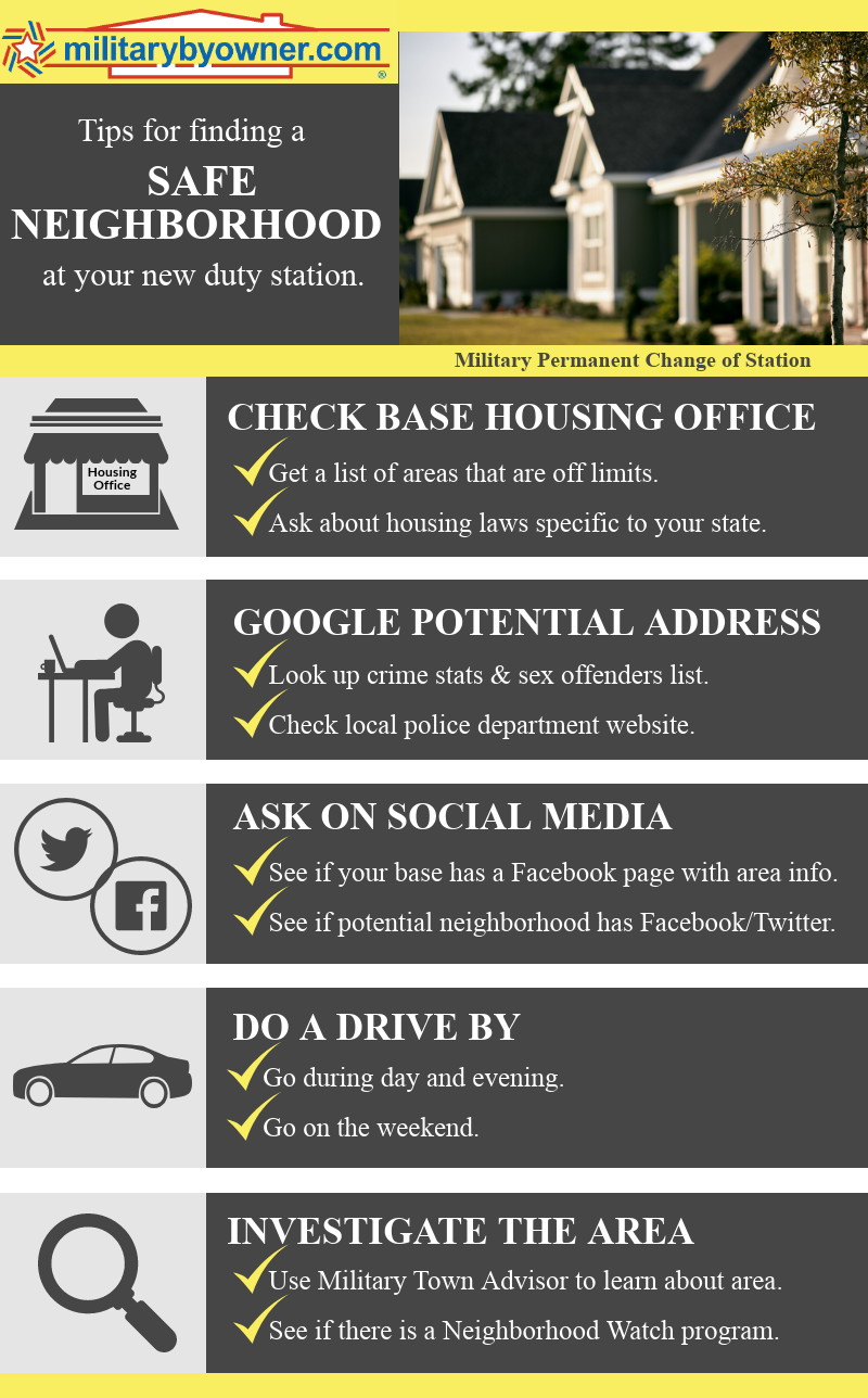 Tips for Finding a Safe Neighborhood