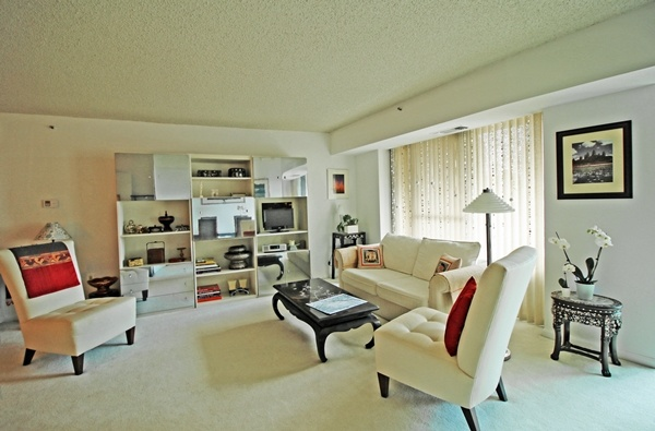 Crystal City, Virginia condo for rent or sale.