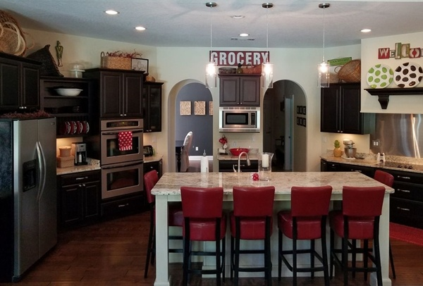 Fort Walton Beach, Florida Kitchen