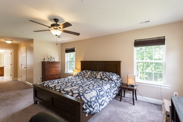 Waldorf Home Master Suite