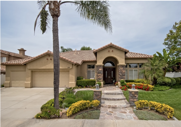 Justina Drive home for sale in Oceanside