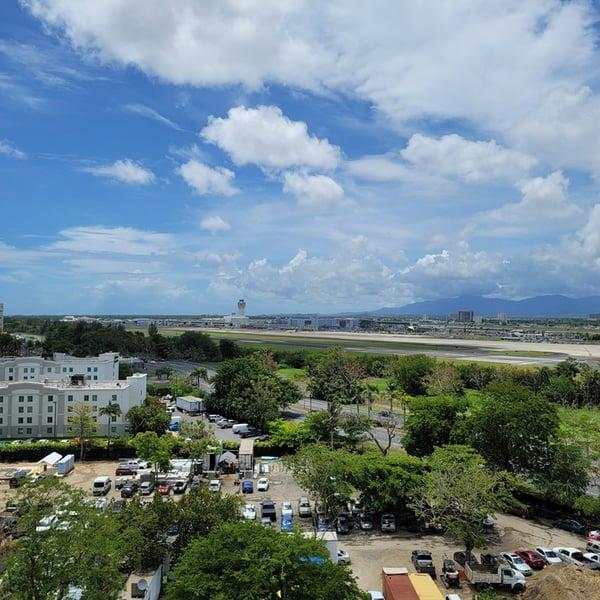 San juan condo view