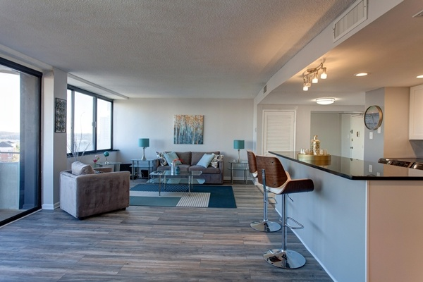 Alexandria, Virginia condo for sale.