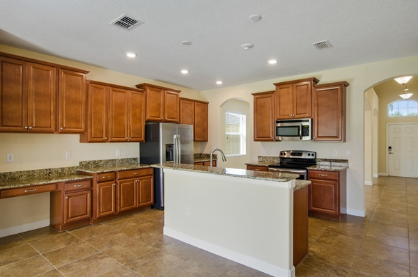 Riverview Florida Home Kitchen