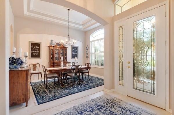 Lithia Florida Home Interior