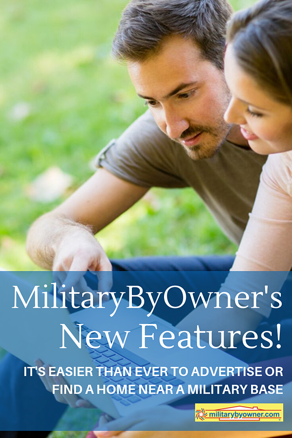 MilitaryByOwner New Site Features