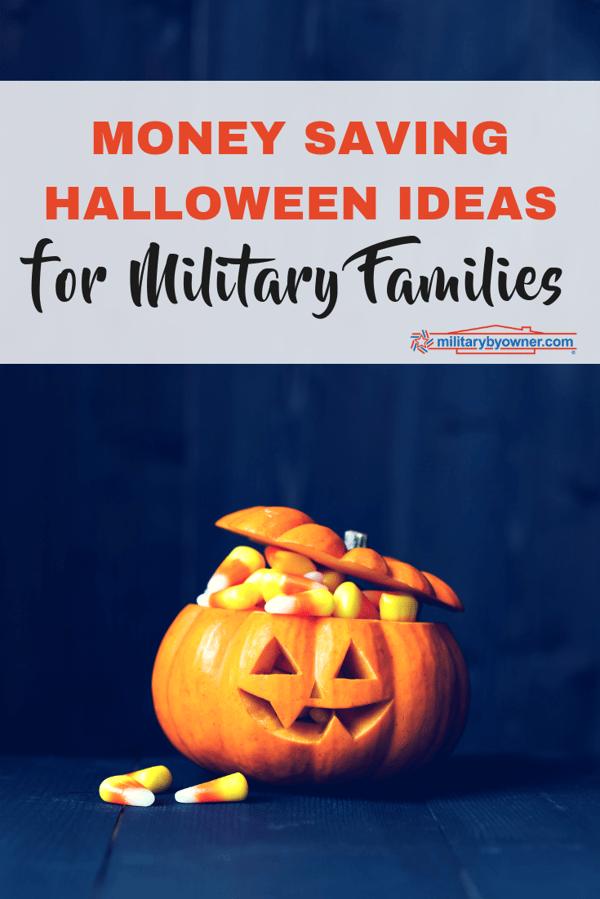 Money Saving Halloween Ideas