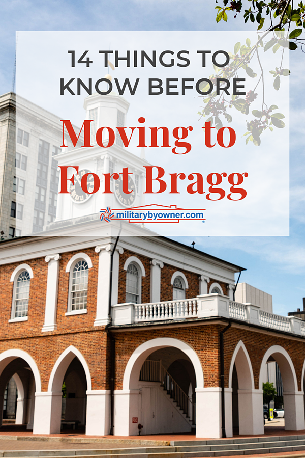 14 Things to Know Before Moving to Fort Bragg