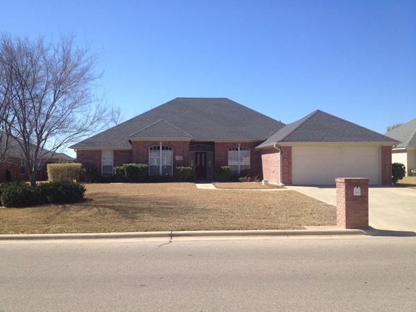 Pioneer Trail Exterior Harker Heights Home