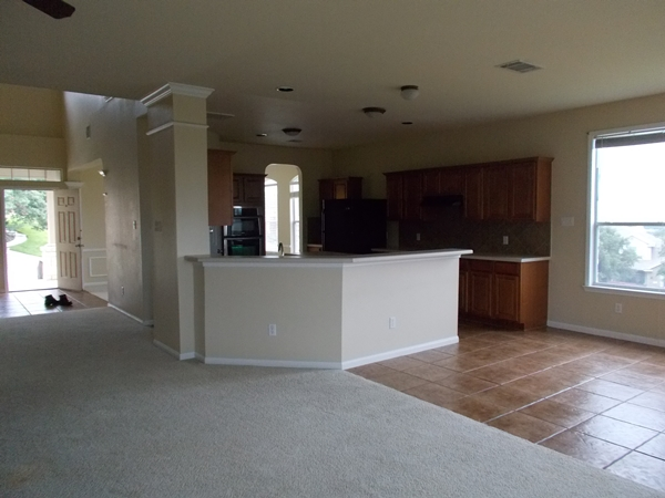 Riata Kitchen Harker Heights Home for Rent
