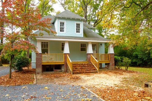 Home for rent in Southern Pines, North Carolina.