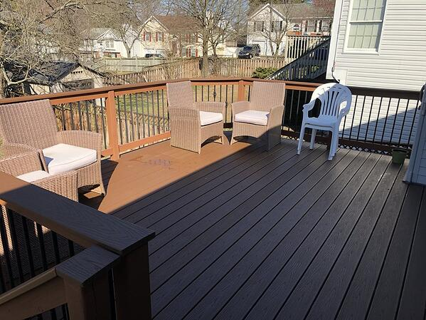 Severn Tree Deck