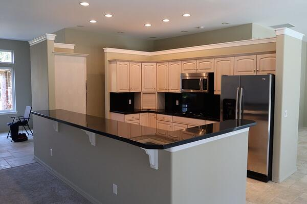 Kitchen Interior Rental Anacortes Washington