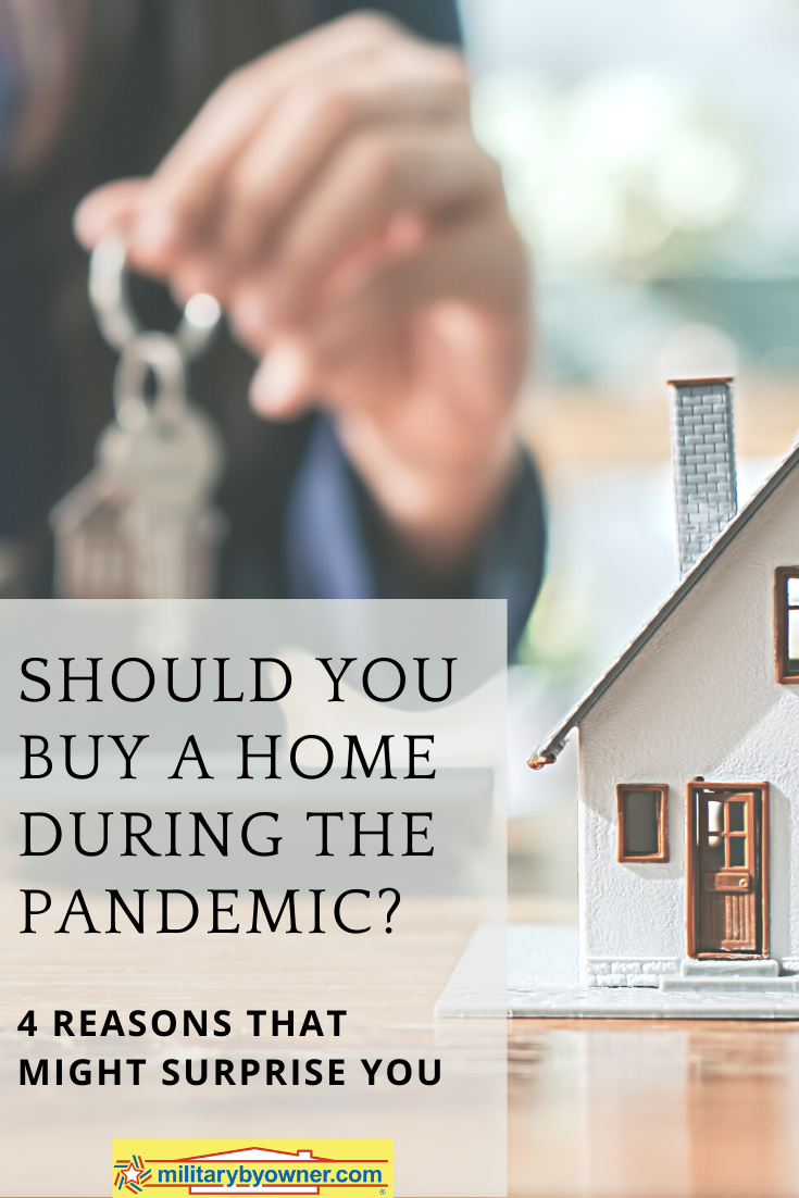Should You Buy a Home During the Pandemic