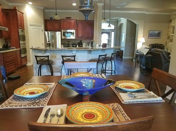 Silverado Drive Kitchen