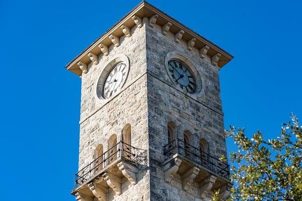 Quadrangle Clock Tower