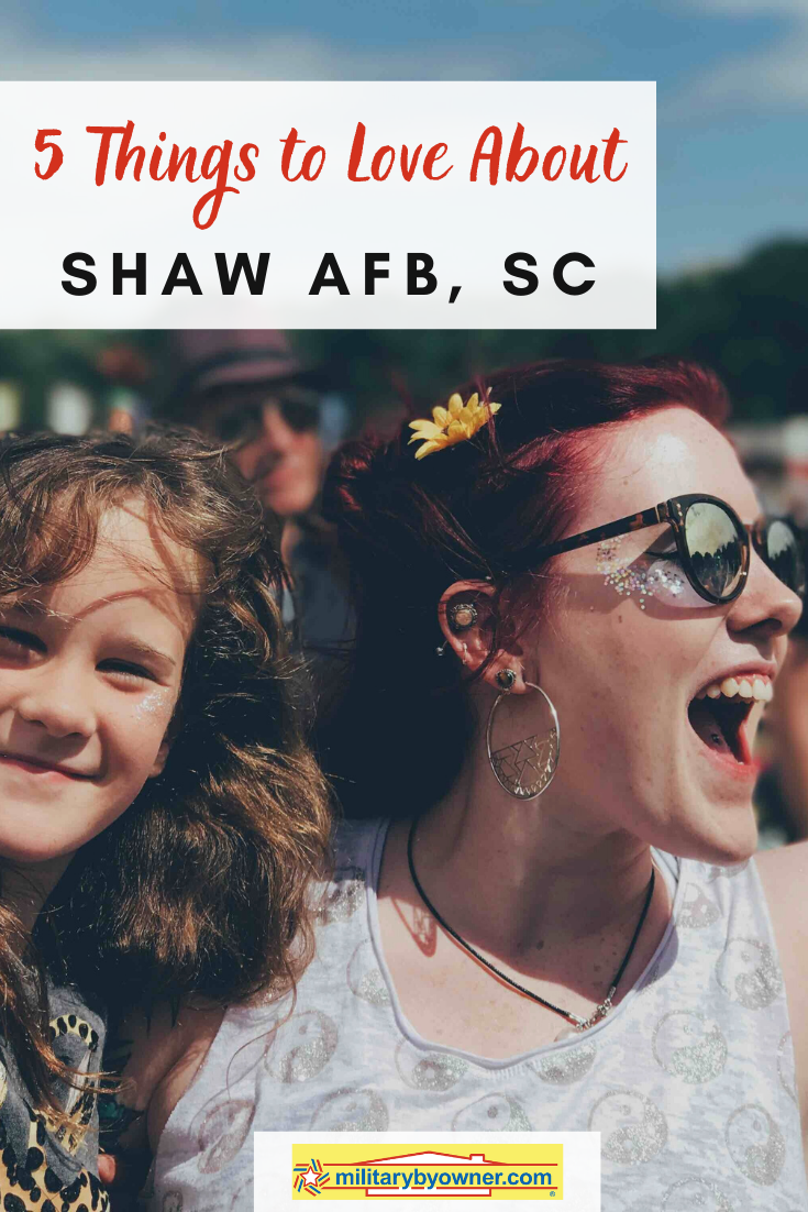 5 Things to Love About Shaw AFB