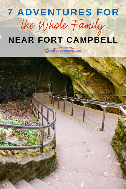 7 Adventures for the Whole Family Near Fort Campbell