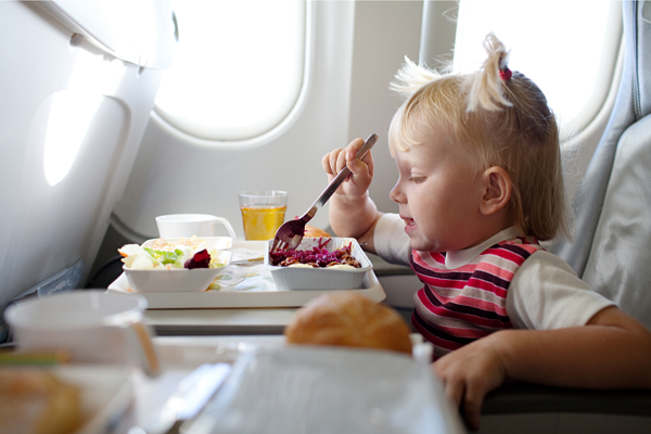 Air Travel with Kids 2