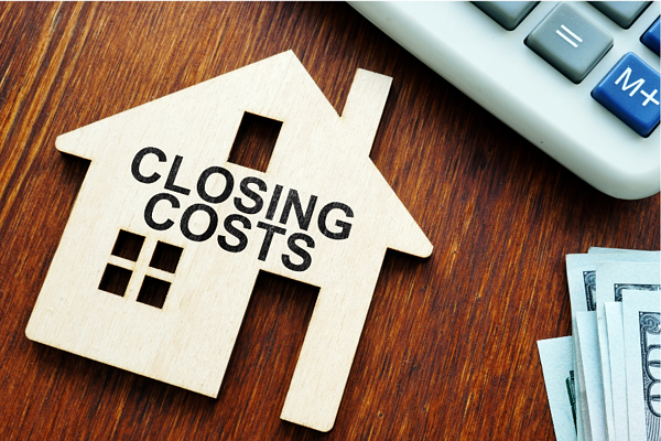 Closing costs broken down