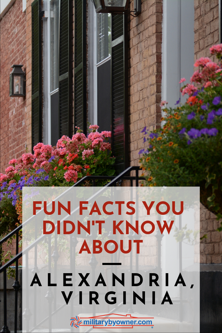 Fun Facts You Didnt Know About Alexandria, Virginia