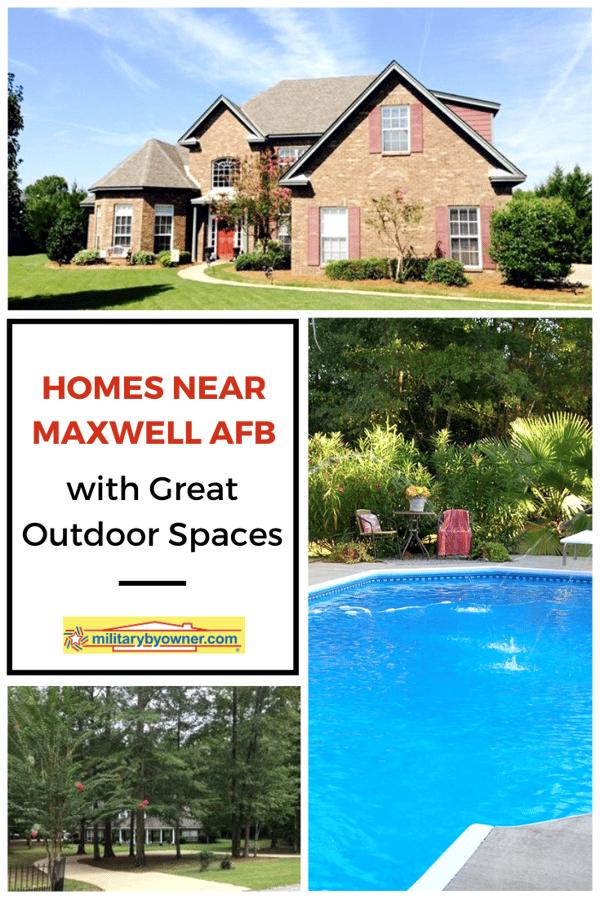 Homes near Maxwell AFB