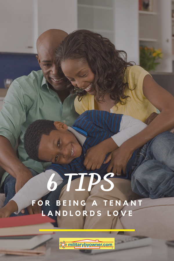 6 Tips for Being a Tenant Landlords Love