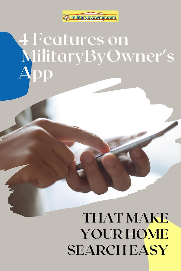 4 Features on the MilitaryByOwner App