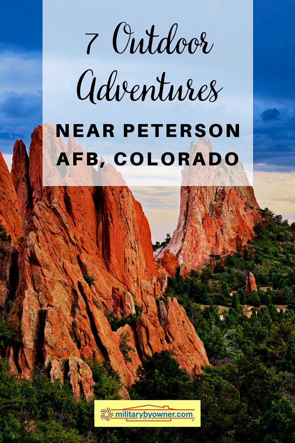 7 outdoor adventures Near Peterson AFB