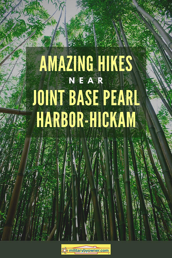 8 Amazing Hikes near Joint Base Pearl Harbor-Hickam