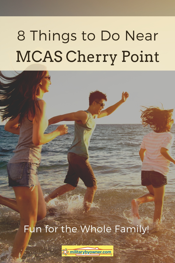 8 Fun Things to Do Near MCAS Cherry Point, NC