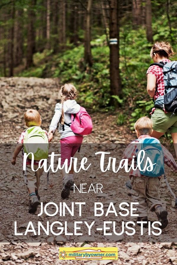 8 Nature Trails Near Joint Base Langley-Eustis