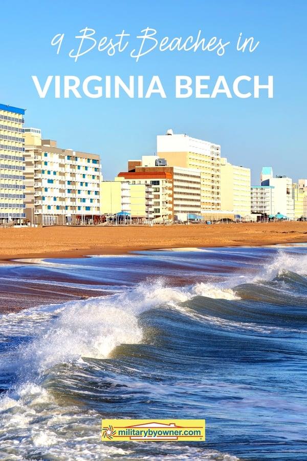 9 Best Beaches in Virginia Beach