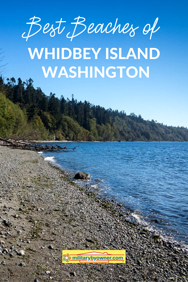 Best Beaches of Whidbey Island