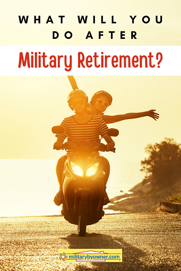 Choosing an Alternate Path After Military Retirement (1)