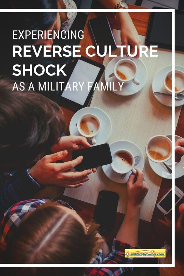 Experiencing Reverse Culture Shock