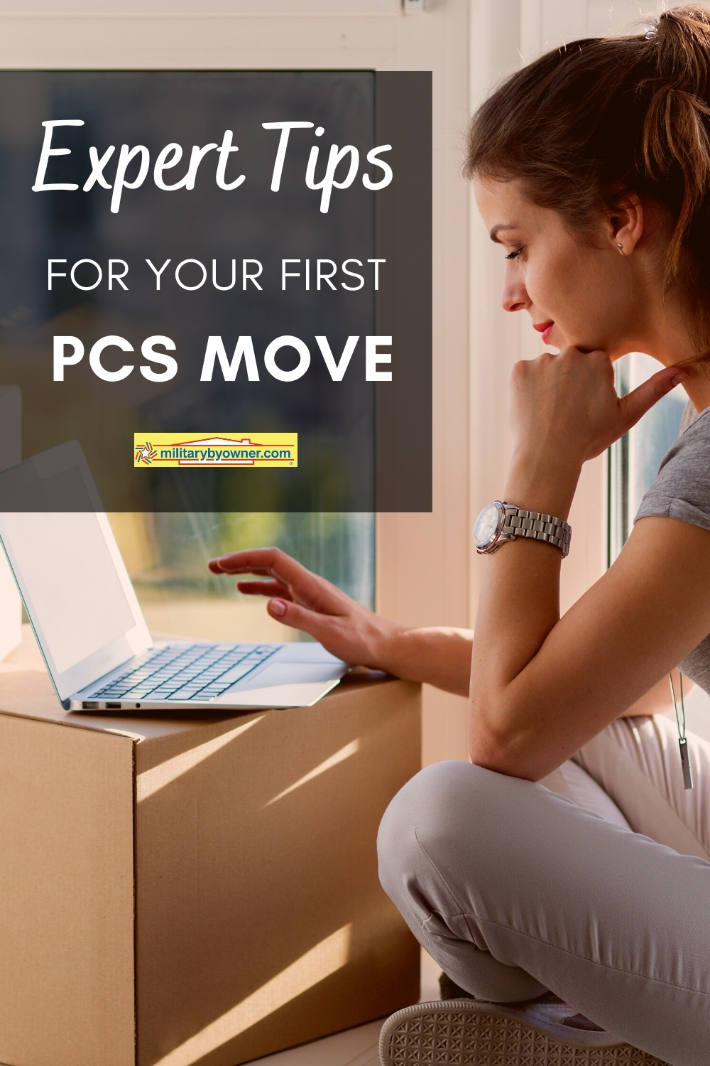 Expert Tips for Your First PCS Move