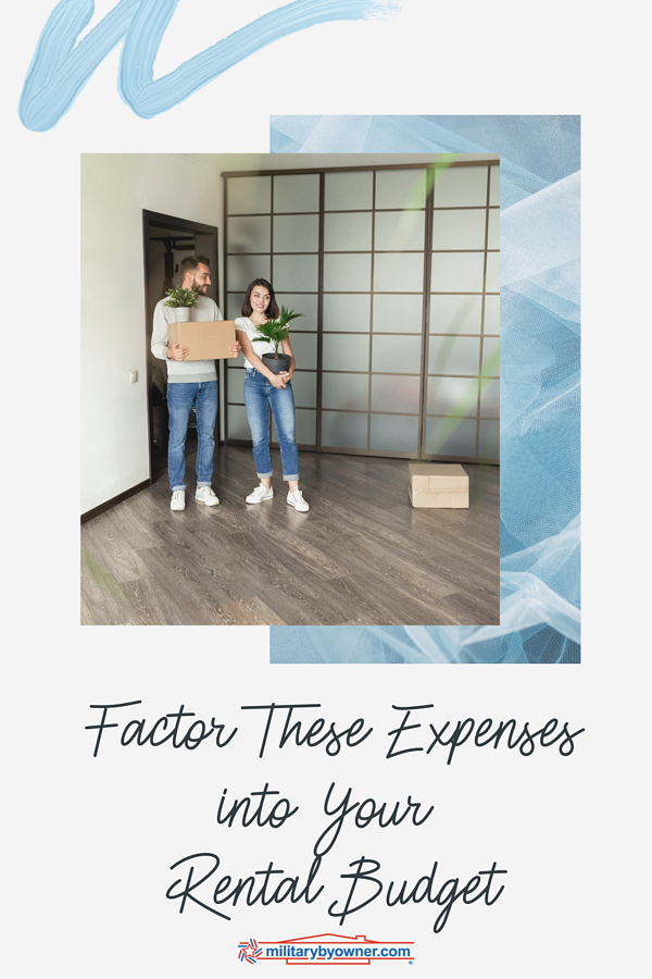 Factor These Expenses Into Your Rental Budget