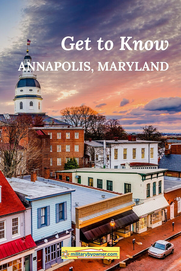 Get to Know Annapolis
