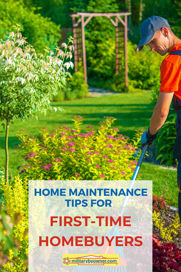 Home Maintenance Tips for First Time Homebuyers