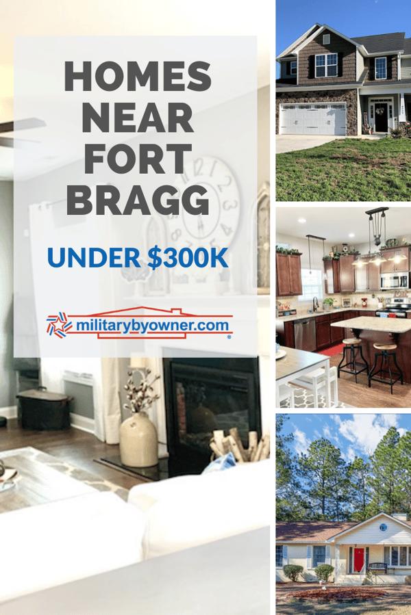 Homes Near Fort Bragg