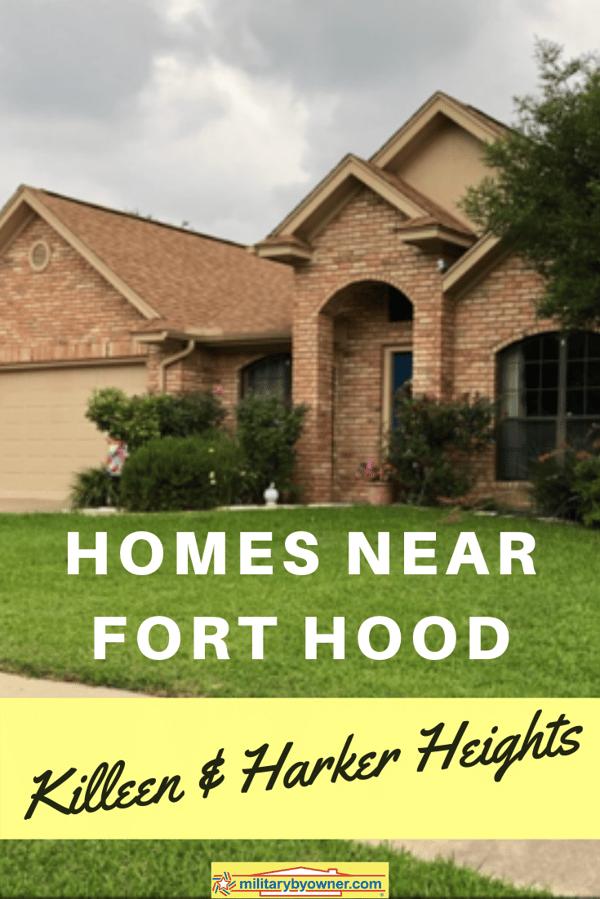 Homes Near Fort Hood