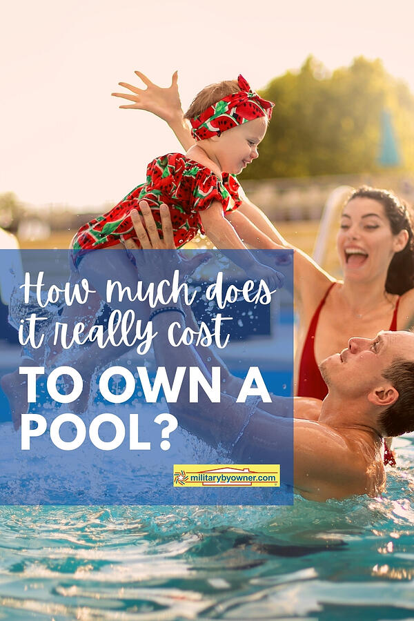 How much does it really cost to own a pool