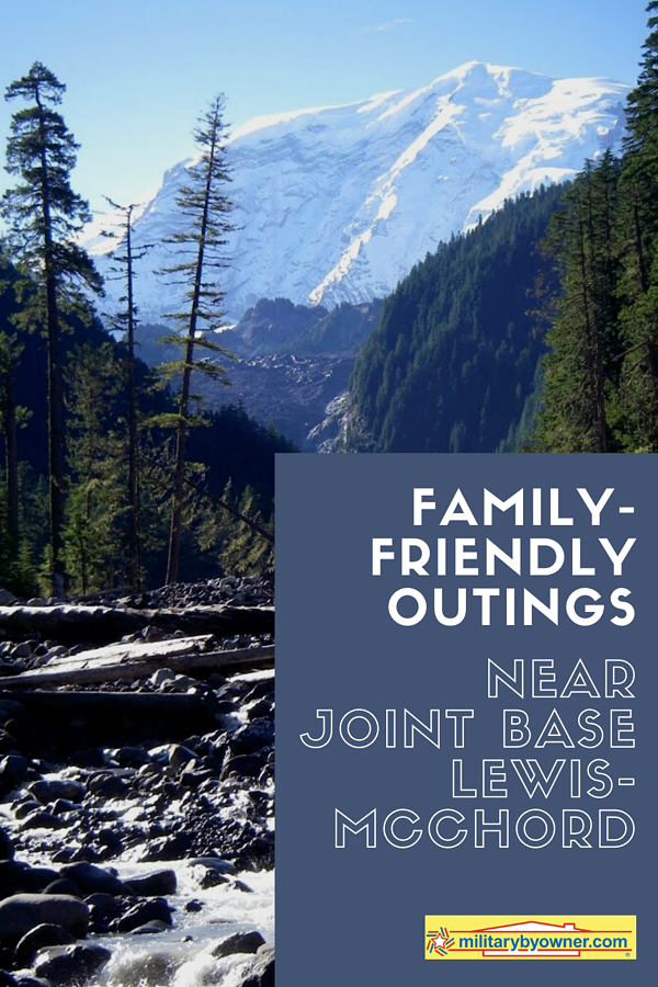 JBLM family-friendly outings