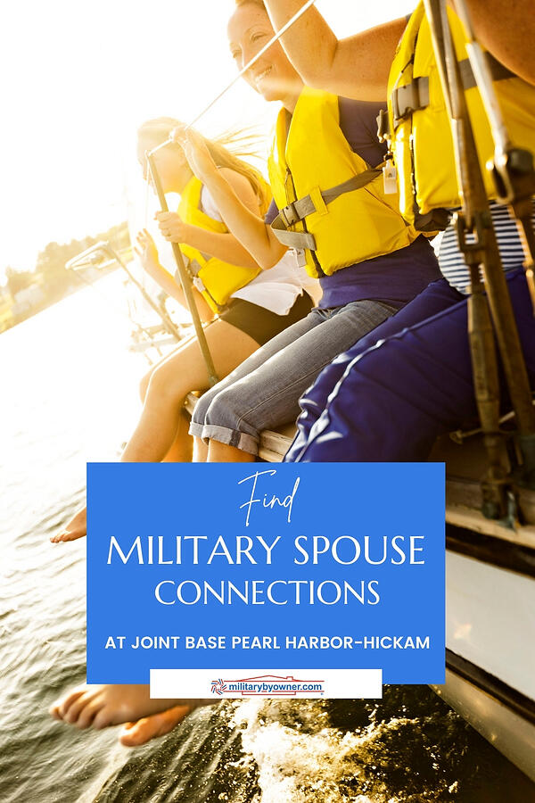 Military Spouse Connections at JBPHH